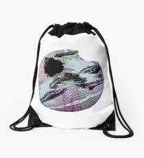 Lost Formats Drawstring Bag
