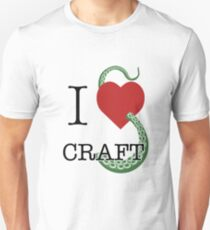 I Lovecraft Unisex T-Shirt