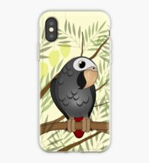 Timneh African Grey iPhone Case