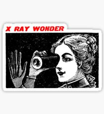 Pegatina X Ray Wonder