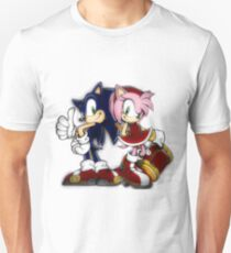 Sonic and Amy T-Shirt