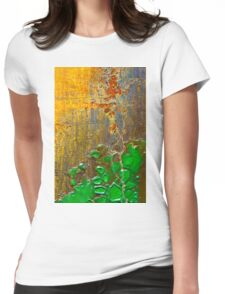 Hillside Womens Fitted T-Shirt
