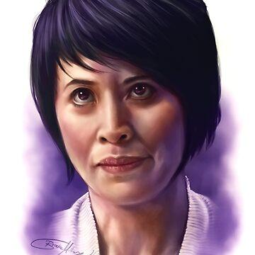 Mrs Tran by brookemilton