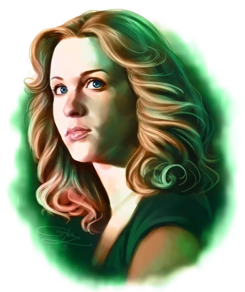 Mary Winchester by Brooke Milton