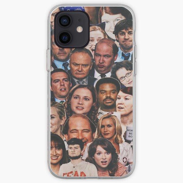 The Office Dunder Mifflin Scranton iPhone Soft Case