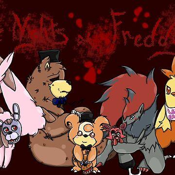 Five Nights at Freddys by Kittyxkiara