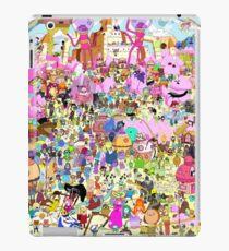 Adventure Time - Where's Finn and Jake iPad Case/Skin