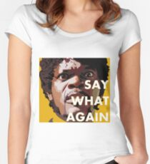 PULP FICTION Fitted Scoop T-Shirt