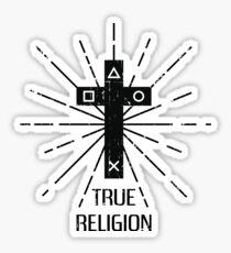True Religion Sticker