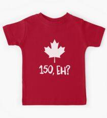 Canada 150, Eh? Kids Tee