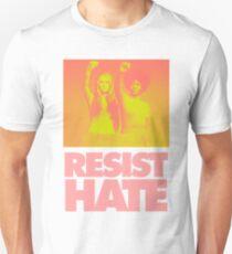 Resist Hate - Gloria Steinem and Dorothy PItman Hughes Unisex T-Shirt