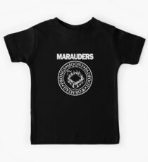 Logo Parody,The Marauders Kids Clothes