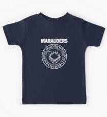 Logo Parody,The Marauders Kids Tee