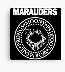 Logo Parody,The Marauders Canvas Print