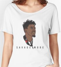 """21 Savage """"Savage Mode""""  Women's Relaxed Fit T-Shirt"""