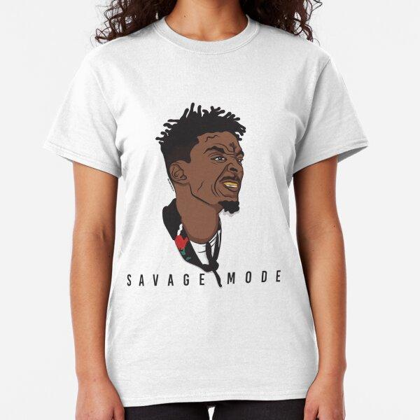 21 Savage Mumble Rap Black Jersey T-shirt Hoodie Pullover Tee T Shirt