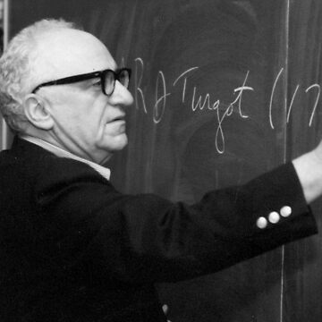 Murray Rothbard Austrian Anarcho Capitalist by psmgop