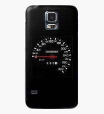 NISSAN スカイライン (NISSAN Skyline) R33 NISMO Speedometer Hülle & Skin für Samsung Galaxy