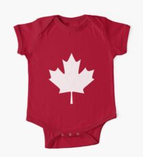 Canada - Maple Leaf Kids Clothes