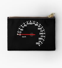 NISSAN N カ ン ン ン (NISSAN Skyline) R33 NISMO Speedometer w / o KM Zipper Pouch