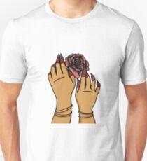 (GUNS FOR) HANDS N' ROSES Unisex T-Shirt