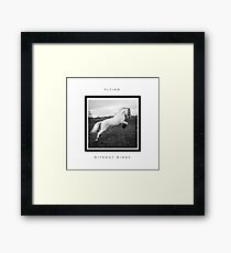Flying Without Wings Framed Print