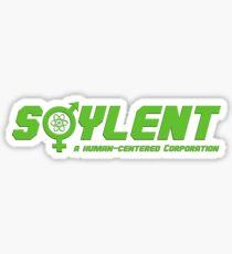 Soylent: A Human-Centered Corporation Sticker