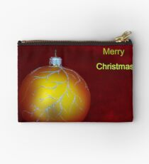 Christmas Card 1 Studio Pouch
