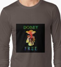 Dobby is Free- edit Long Sleeve T-Shirt