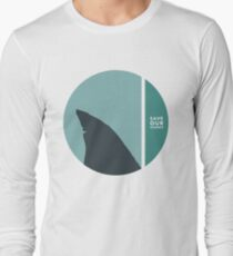 save our sharks circles Long Sleeve T-Shirt