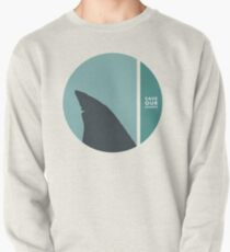 save our sharks circles Pullover