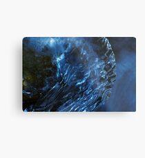 A cold planet Metal Print
