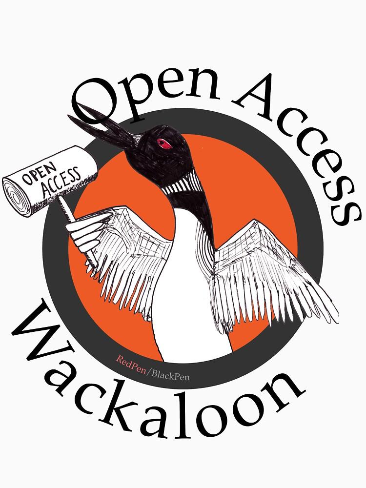 Open Access Wackaloon by redpenblackpen
