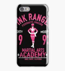 Pterdoactyl Ranger iPhone Case/Skin
