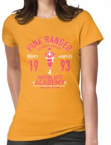 Pterdoactyl Ranger Womens Fitted T-Shirt