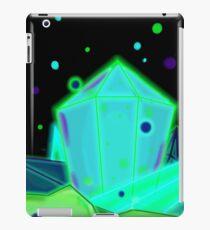 Glow Crystals iPad Case/Skin