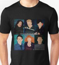 Shadowhunters Minimalist #1 Unisex T-Shirt