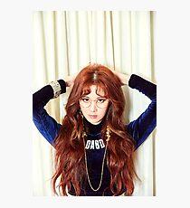 Seohyun don't say NO Photographic Print