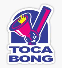 Toca Bell Bong Fun Sticker