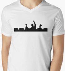 Mystery Science Theater 3000 Men's V-Neck T-Shirt