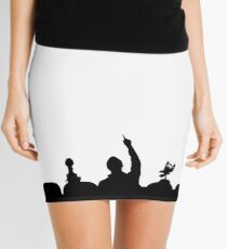 Mystery Science Theater 3000 Mini Skirt
