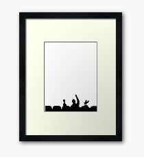 Mystery Science Theater 3000 Framed Print