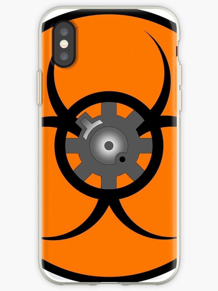 'AR Toxic' iPhone Case by boarsblood