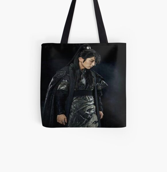 Scarlett Heart - Lee Joon Gi phone cases and more All Over Print Tote Bag