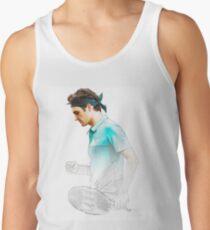 Roger Federer Tank Top