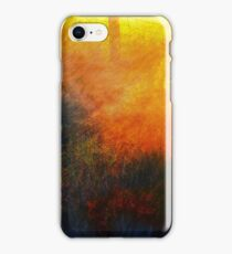 wildfire!  iPhone Case/Skin