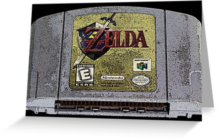 Zelda Time by juancalop