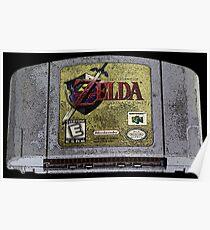 Zelda Time Poster
