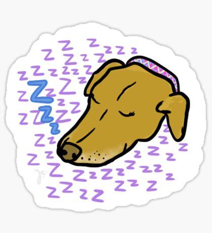 Sleepy Bell Pegatina
