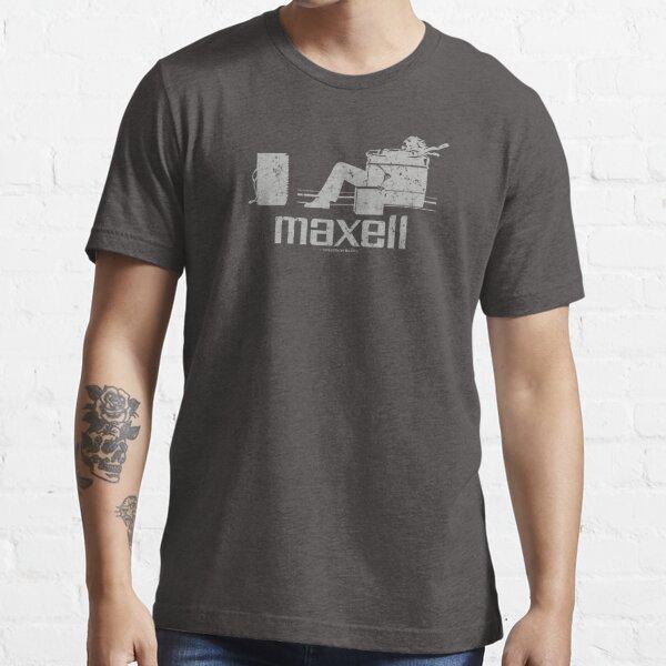 Maxell (white) Essential T-Shirt